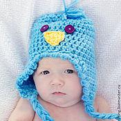 Работы для детей, handmade. Livemaster - original item Hat