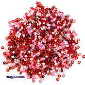 Материалы для творчества handmade. Livemaster - original item 10g Miyuki 11/0 MIX 05 earthlings clearings Japanese seed beads Miyuki round mix. Handmade.