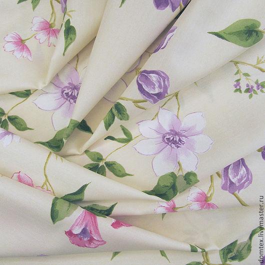 Ткань портьерная Азалия