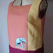 """Одежда ручной работы. Ярмарка Мастеров - ручная работа Топ  """" Саванна"""". Handmade."""