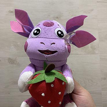 Куклы и игрушки ручной работы. Ярмарка Мастеров - ручная работа Игрушки: мягкие игрушки. Handmade.