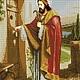 Вышивка ручной работы. Иисус стучится в двери.Вышивка бисером.. Вышивка бисером. (zolotayakorona). Интернет-магазин Ярмарка Мастеров.