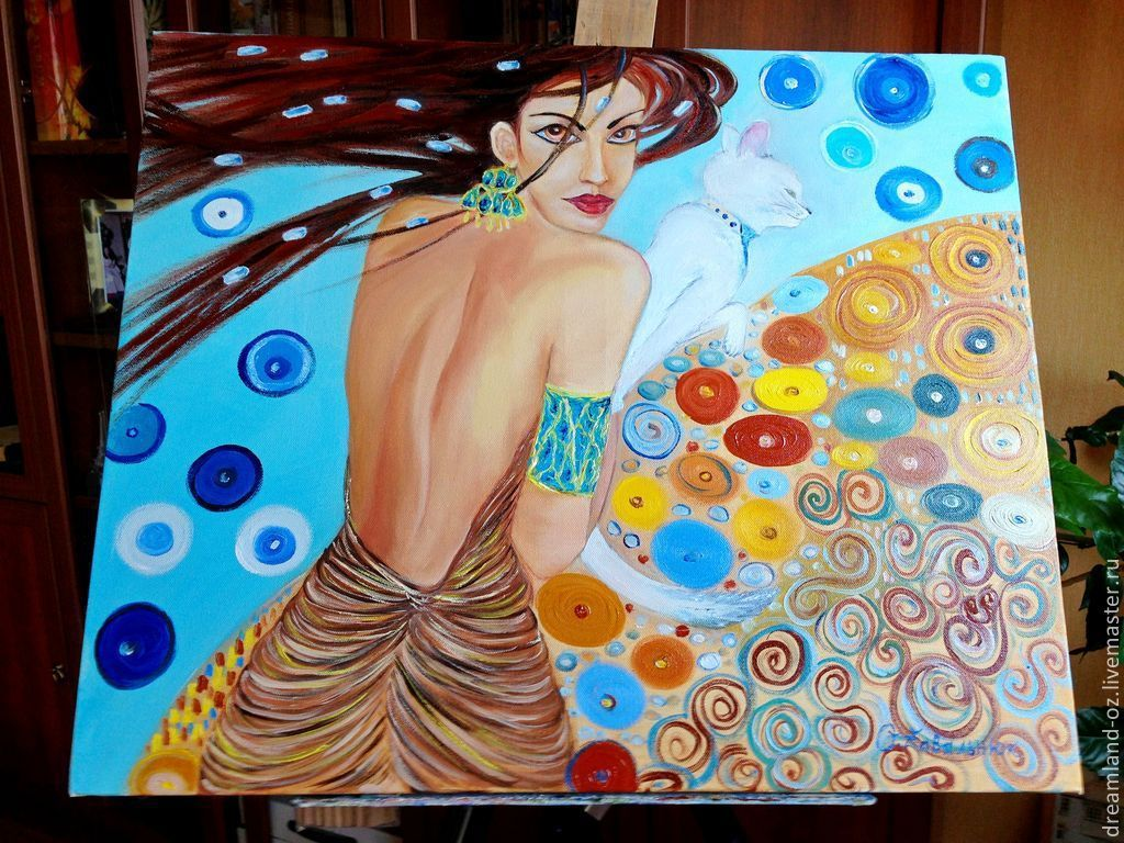 Oil painting 'Jazz', Pictures, Vladivostok,  Фото №1
