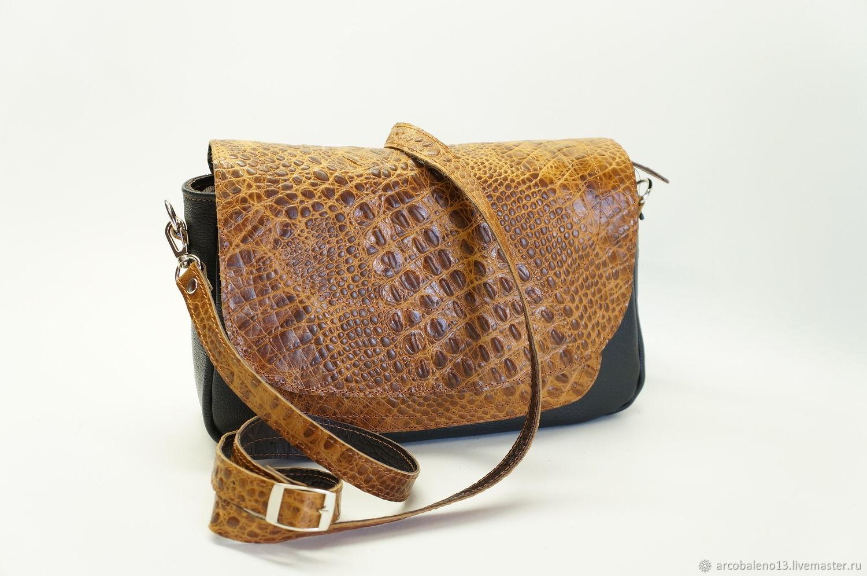 Кожаная сумка на длинном ремне мужской ремень 110 см на какой размер