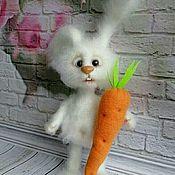 """Игрушки ручной работы. Ярмарка Мастеров - ручная работа ,,Моя любовь!!! Моя морковь!!! """". Handmade."""