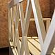 Мебель ручной работы. Скамья из дерева. Денис Федорин (dfjoinery). Ярмарка Мастеров. Скамья, мебель из дерева, кухонный интерьер
