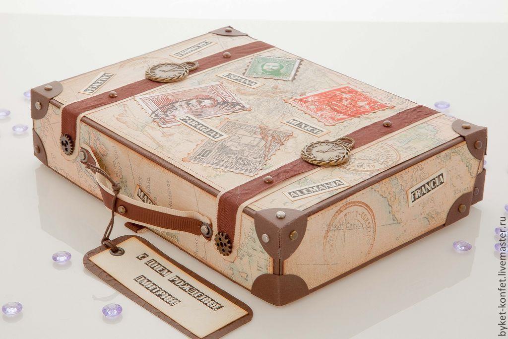 Стихи о чемодане в подарок 584