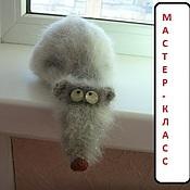 """Материалы для творчества ручной работы. Ярмарка Мастеров - ручная работа Мастер-класс """"Ленивая мышь..."""". Handmade."""