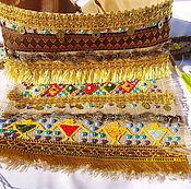 Аксессуары handmade. Livemaster - original item Ethnic belt. Handmade.