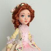 Куклы и игрушки ручной работы. Ярмарка Мастеров - ручная работа Розочка.  Авторская кукла. Handmade.