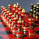 Шахматы,Золотая хохлома, Шахматная доска, фигуры шахматные, яркие подарки,  шахматы картинки, купить подарочные шахматы, ручная роспись, шахматы в подарок, шахматы Алевтины Беляковой.