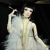 Куклы и игрушки handmade. Livemaster - original item Natasha (37 cm). Handmade.