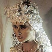 Куклы и игрушки handmade. Livemaster - original item portrait bust Alexandra Feodorovna Romanova. Handmade.