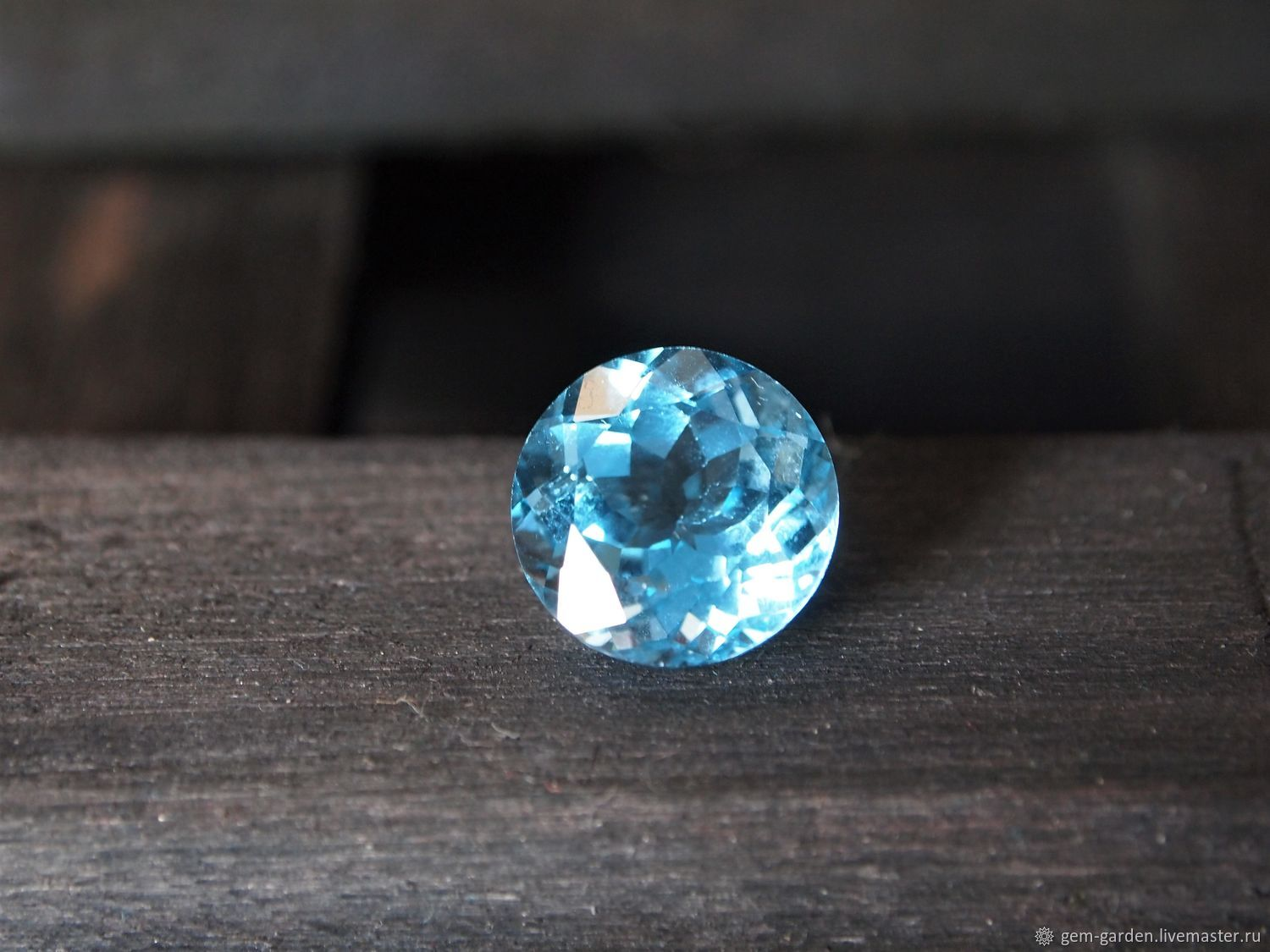 Topaz Swiss Round 15, Cabochons, Moscow,  Фото №1