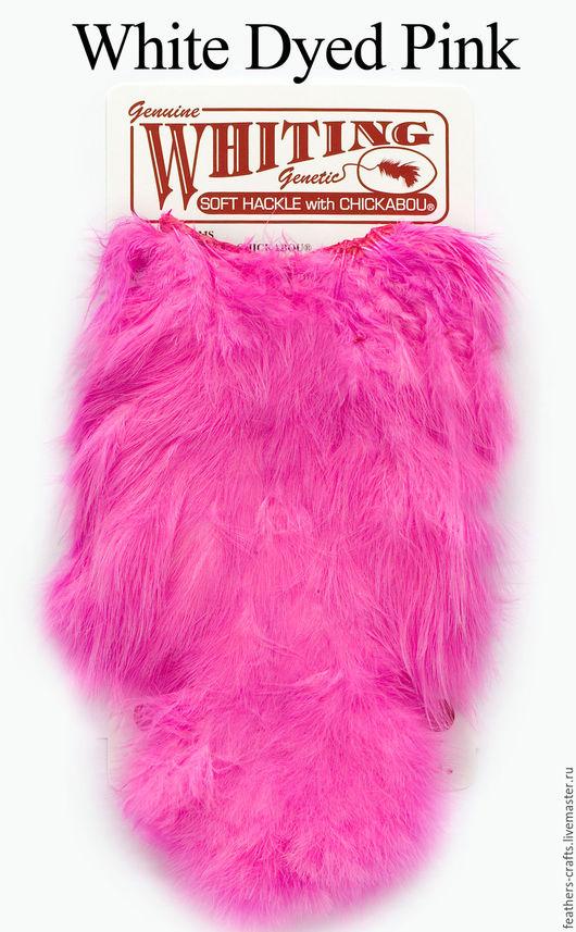 Другие виды рукоделия ручной работы. Ярмарка Мастеров - ручная работа. Купить Перья Spey Breast Pelt with Chickabou (61803253). Handmade.
