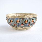Посуда ручной работы. Ярмарка Мастеров - ручная работа Пиала «Река». Handmade.
