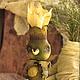 Сказочные персонажи ручной работы. Ярмарка Мастеров - ручная работа. Купить Дурман обыкновенный(Datura Stramonium). Handmade. Ручная работа handmade
