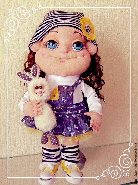 Коллекционные куклы ручной работы. Ярмарка Мастеров - ручная работа. Купить Марго. Handmade. Комбинированный, кукла, кукла интерьерная