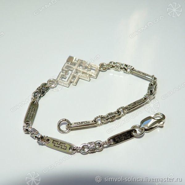 Bracelet Rozhanitsa, Folk decorations, Sochi,  Фото №1
