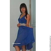 Одежда ручной работы. Ярмарка Мастеров - ручная работа платье с пышной юбкой. Handmade.