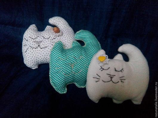 Игрушки животные, ручной работы. Ярмарка Мастеров - ручная работа. Купить Текстильная кошечка. Handmade. Игрушка, подарок, фланель