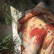 Аксессуары ручной работы. Ярмарка Мастеров - ручная работа Шарфик `` Осень согревает ...``. Handmade.