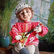 Куклы и игрушки ручной работы. Ярмарка Мастеров - ручная работа Довомой  Проша. Handmade.