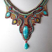 Украшения handmade. Livemaster - original item Necklace AMIRA. Handmade.