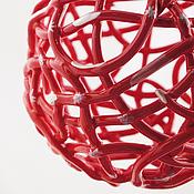 Сувениры и подарки handmade. Livemaster - original item Christmas ball - bell Al. Ceramics. Handmade.
