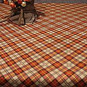 Для дома и интерьера ручной работы. Ярмарка Мастеров - ручная работа Скатерть с грязеотталкивающей пропиткой Геометрия. Handmade.