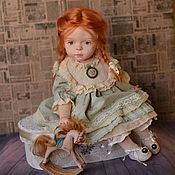 Куклы и пупсы ручной работы. Ярмарка Мастеров - ручная работа Соня. Handmade.