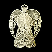 Сувениры и подарки handmade. Livemaster - original item Christmas angel No. 3.. Handmade.