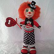 Куклы и игрушки ручной работы. Ярмарка Мастеров - ручная работа Клоун Анатолий. Handmade.