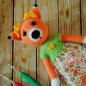 Куклы и игрушки ручной работы. Ярмарка Мастеров - ручная работа Лиса Краса. Handmade.