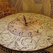 Для дома и интерьера ручной работы. Ярмарка Мастеров - ручная работа Часы  Настенные  Фантазия. Handmade.
