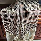 Винтаж handmade. Livemaster - original item Vintage curtain