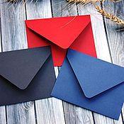 Сувениры и подарки handmade. Livemaster - original item Envelopes of paper design. Handmade.