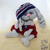 Куклы и игрушки handmade. Livemaster - original item Hare Patrick I. Handmade.