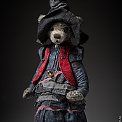 Куклы и игрушки ручной работы. Ярмарка Мастеров - ручная работа Колдунья. Handmade.