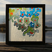 Для дома и интерьера ручной работы. Ярмарка Мастеров - ручная работа Цветочное трио 3. Handmade.