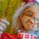 """Персональные подарки ручной работы. Интерьерная текстильная кукла"""" Петрушка"""".. Лидия.Сказка .. Ярмарка Мастеров. Сказка, интерьерная игрушка, лыко"""