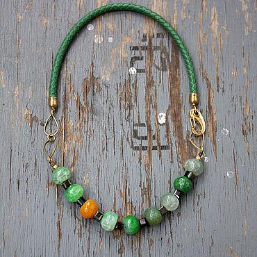 Decorations handmade. Livemaster - original item Choker necklace