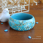 Украшения handmade. Livemaster - original item Van Gogh bracelet. Handmade.
