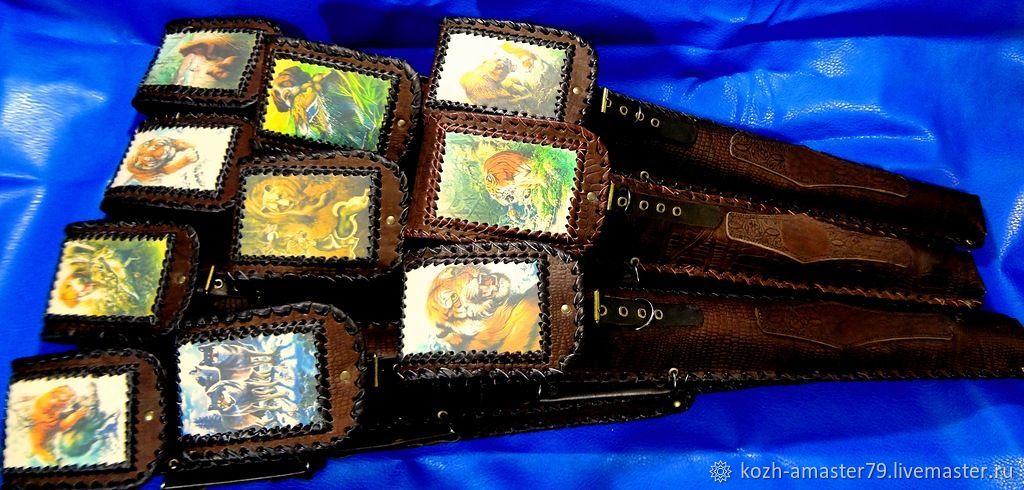 Подарочная шампурница с цветной картинкой, Шампуры, Павлово,  Фото №1