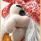 Куклы и игрушки ручной работы. Ярмарка Мастеров - ручная работа Кукла Баба Яга. Handmade.