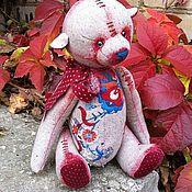 Куклы и игрушки ручной работы. Ярмарка Мастеров - ручная работа Мишка №2. Handmade.
