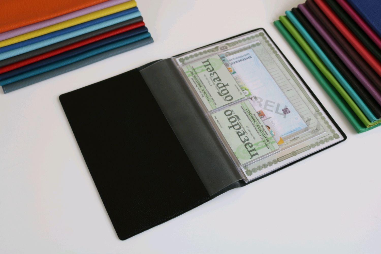 A4 document organizer black, Folder, Moscow,  Фото №1