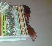 Сувениры и подарки ручной работы. Ярмарка Мастеров - ручная работа Коробочка для денег или подарка. Handmade.