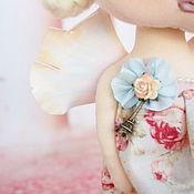 """Куклы и игрушки ручной работы. Ярмарка Мастеров - ручная работа Малютка """"Утро в Париже"""". Handmade."""