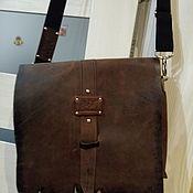 Мужская сумка ручной работы. Ярмарка Мастеров - ручная работа Мужская сумка: сумка мужская. Handmade.